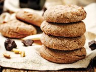 Бързи маслени бисквитки с кафе и какао (сладки)